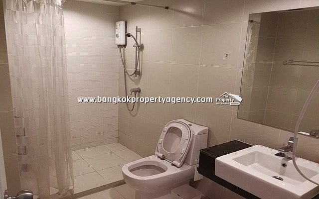 Belle Grand Rama 9: 1 bed 48 sqm fully furnished with city view