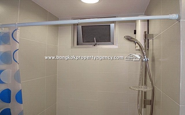 Belle Grand Rama 9: 3 bed 101 sqm fully furnished/ well decorated unit